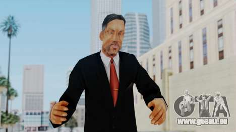 Bully Insanity Edition - Principal Will Smith pour GTA San Andreas