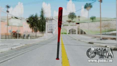GTA 5 Baseball Bat 2 pour GTA San Andreas deuxième écran