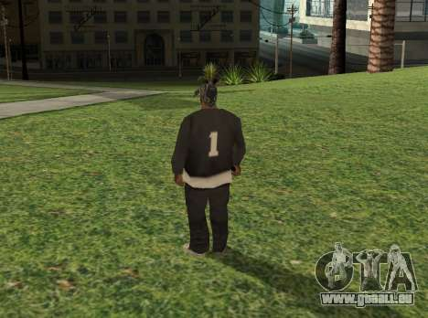 Black fam1 für GTA San Andreas zweiten Screenshot