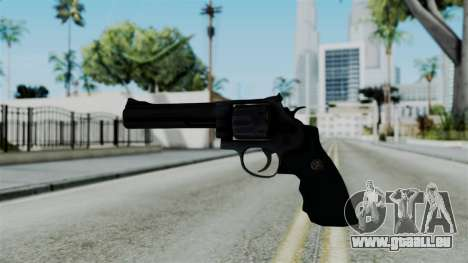 No More Room in Hell - Smith & Wesson 686 pour GTA San Andreas deuxième écran