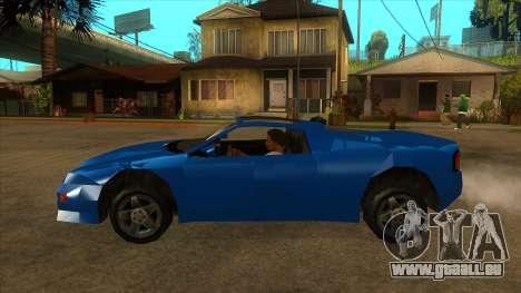 GTA LCS Deimos SP für GTA San Andreas linke Ansicht