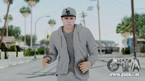 GTA Online - Custom Male Chav pour GTA San Andreas