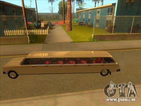 VAZ 2104 13-door pour GTA San Andreas laissé vue