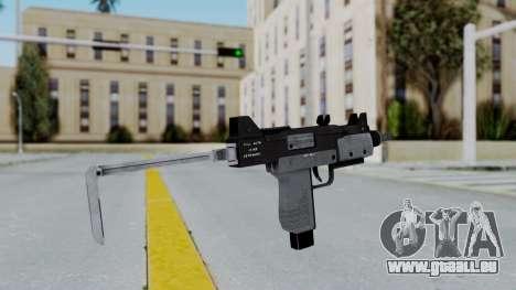 GTA 5 Micro SMG - Misterix 4 Weapons pour GTA San Andreas troisième écran