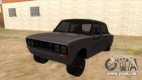 VAZ 2106 Drift Edition für GTA San Andreas