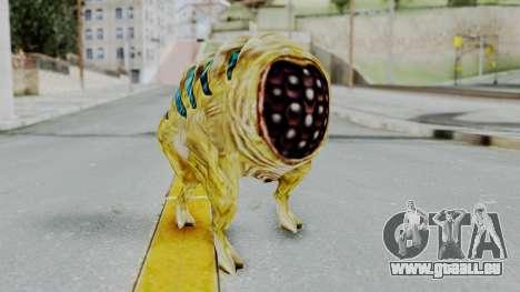 Houndeye from Half Life pour GTA San Andreas deuxième écran