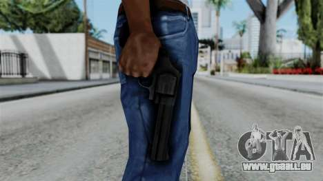 No More Room in Hell - Smith & Wesson 686 pour GTA San Andreas troisième écran