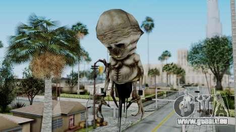 Nihilanth (Final Boss) from Half Life für GTA San Andreas