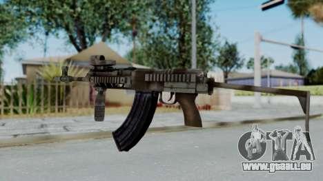 Arma OA AK-47 Eotech für GTA San Andreas zweiten Screenshot