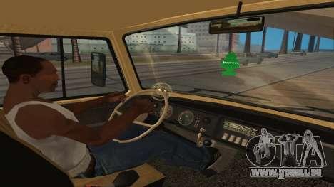 Barkas B1000 pour GTA San Andreas vue de droite
