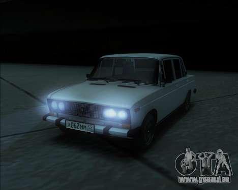 VAZ 2106 Stoke pour GTA San Andreas
