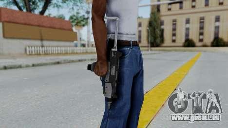 GTA 5 Micro SMG - Misterix 4 Weapons für GTA San Andreas