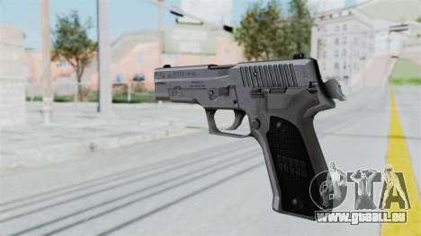 Sig Sauer P226 pour GTA San Andreas deuxième écran
