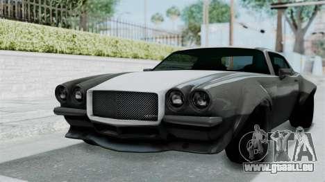 GTA 5 Nightshade pour GTA San Andreas