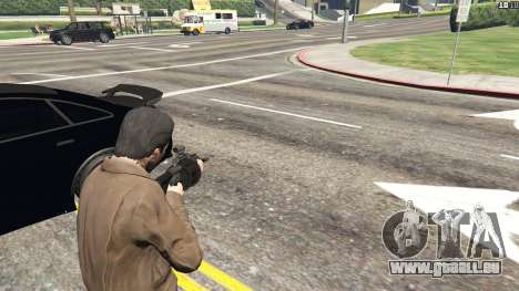 Extreme Low End PC Settings (512Mb VRAM) FINAL pour GTA 5