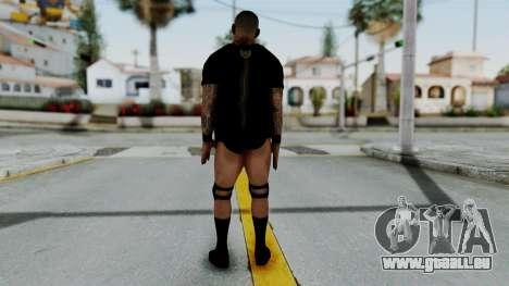 WWE Randy 1 pour GTA San Andreas troisième écran