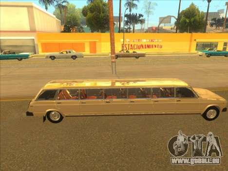 VAZ 2104 13-door für GTA San Andreas Rückansicht