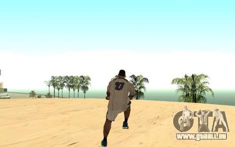 Invisibile BMX pour GTA San Andreas quatrième écran