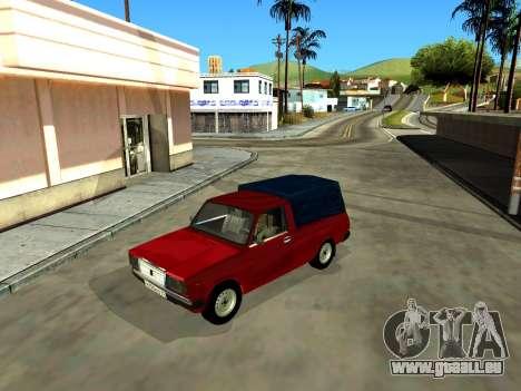 VAZ 2104 Ramassage pour GTA San Andreas