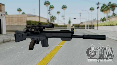 Vice City PSG-1 für GTA San Andreas
