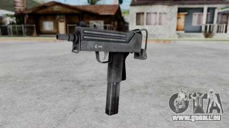 MAC-11 für GTA San Andreas