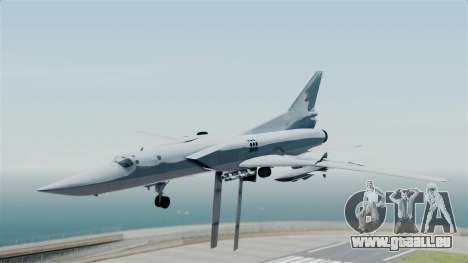 TU-22M3 pour GTA San Andreas