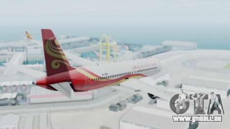 Comac C919 Hainan Airlines Livery pour GTA San Andreas vue de droite