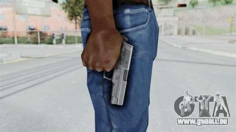 Sig Sauer P226 für GTA San Andreas dritten Screenshot