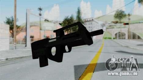 GTA 5 Assault SMG pour GTA San Andreas deuxième écran