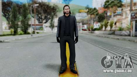 John Wich without Glasses - Payday 2 pour GTA San Andreas