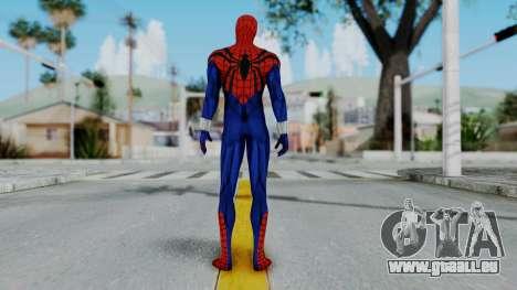 Spider-Man Ben Reilly pour GTA San Andreas troisième écran