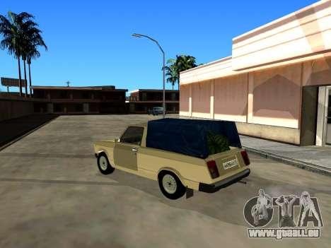 VAZ 2104 Ramassage pour GTA San Andreas vue de droite