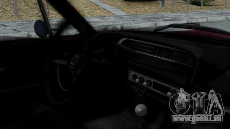 Chevrolet Impala 1964 pour GTA San Andreas vue de droite