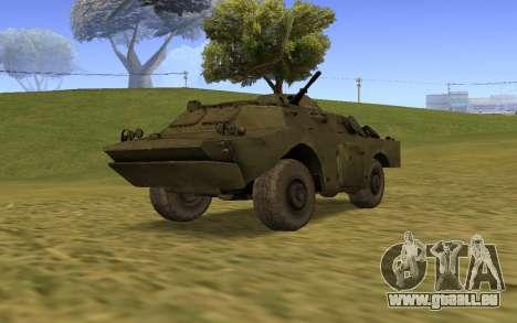 BRDM-2ЛД pour GTA San Andreas