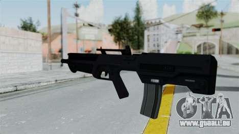 GTA 5 Advanced Rifle für GTA San Andreas zweiten Screenshot