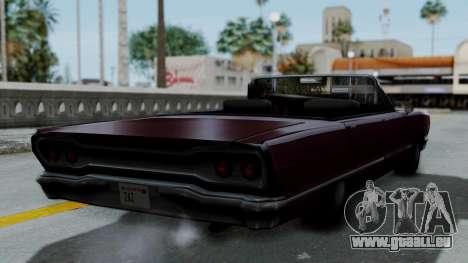 Savanna Gold Digger für GTA San Andreas rechten Ansicht