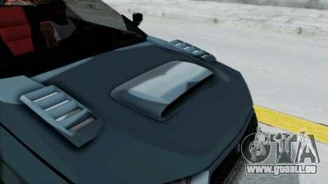 Ikco Dena Tuning pour GTA San Andreas vue de droite