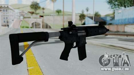 GTA 5 Carbine Rifle für GTA San Andreas zweiten Screenshot
