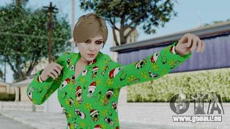 GTA Online DLC Festive Suprice 4 pour GTA San Andreas