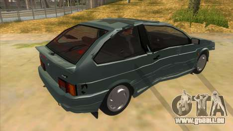 VAZ 2113 levier de vitesses pour GTA San Andreas vue de droite