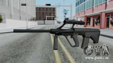 Vice City Beta Steyr Aug für GTA San Andreas