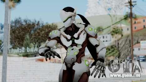 Genji - Overwatch für GTA San Andreas