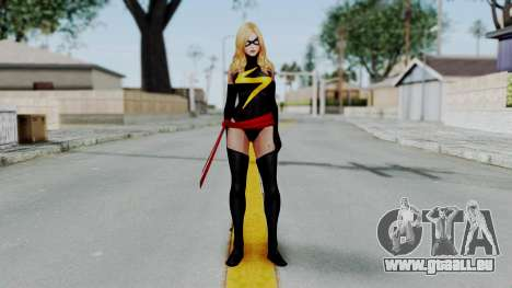 Marvel Future Fight - Ms. Marvel für GTA San Andreas zweiten Screenshot