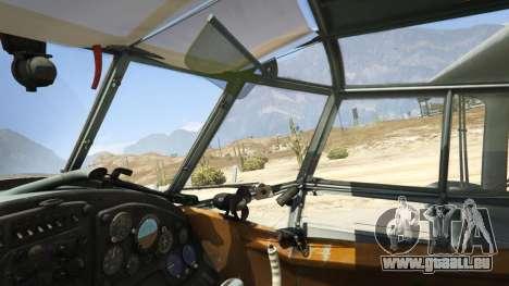 GTA 5 An-2 cinquième capture d'écran
