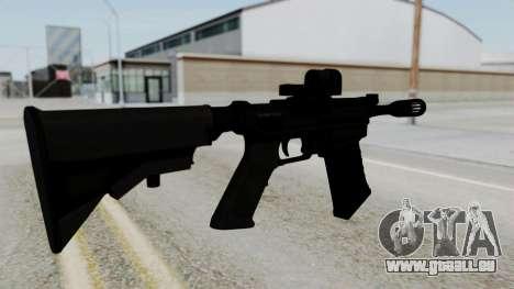 M24MASS pour GTA San Andreas deuxième écran