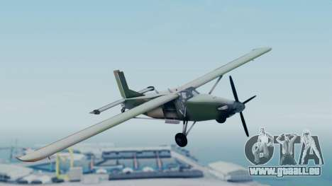 PC-6 USAF Markings pour GTA San Andreas