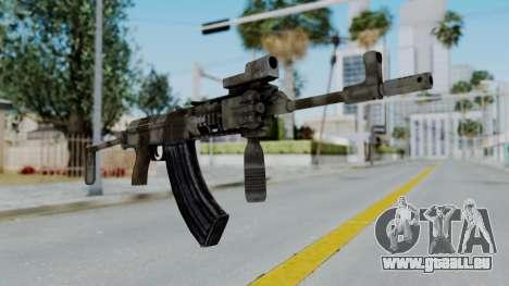Arma OA AK-47 Eotech pour GTA San Andreas