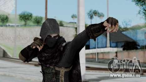 Garrett - Thief pour GTA San Andreas