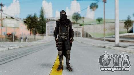 Garrett - Thief pour GTA San Andreas deuxième écran
