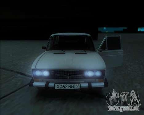 VAZ 2106 Stoke pour GTA San Andreas vue de droite